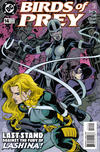 Cover for Birds of Prey (DC, 1999 series) #14