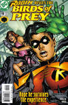 Cover for Birds of Prey (DC, 1999 series) #19