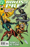 Cover for Birds of Prey (DC, 1999 series) #20
