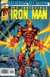 Cover for Iron Man (Marvel, 1998 series) #2 [2 for Number 2]