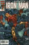 Cover for Iron Man (Marvel, 1998 series) #3
