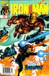 Cover for Iron Man (Marvel, 1998 series) #6 [Newsstand Edition]