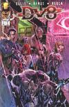 Cover for DV8 (Image, 1996 series) #2