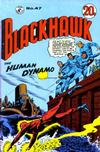 Cover for Blackhawk (K. G. Murray, 1959 series) #47