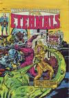 Cover for The Eternals (Yaffa / Page, 1980 series) #5