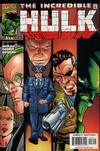 Cover for Incredible Hulk (Marvel, 2000 series) #16 [Direct Edition]
