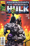 Cover for Incredible Hulk (Marvel, 2000 series) #21 [Direct Edition]