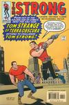 Cover for Tom Strong (DC, 1999 series) #11