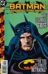 Cover for Batman: Legends of the Dark Knight (DC, 1992 series) #125