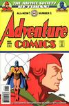 Cover for Adventure Comics (DC, 1999 series) #1