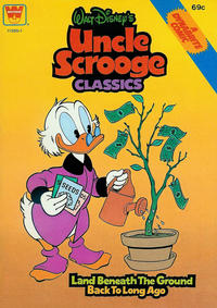 Cover Thumbnail for Walt Disney's Uncle Scrooge Classics [Dynabrite Comics] (Western, 1979 series) #11355-1
