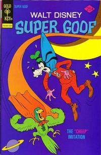 Cover Thumbnail for Walt Disney Super Goof (Western, 1965 series) #35