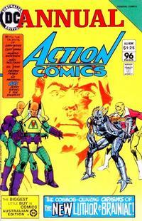 Cover Thumbnail for Action Comics Annual (Federal, 1984 series) #[nn]