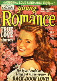 Cover Thumbnail for Young Romance (Prize, 1947 series) #v3#3 (15)
