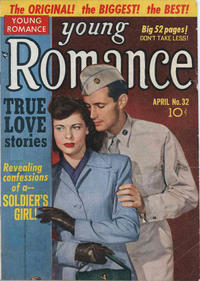 Cover Thumbnail for Young Romance (Prize, 1947 series) #v4#8 (32)