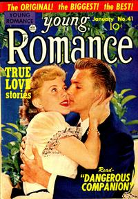 Cover Thumbnail for Young Romance (Prize, 1947 series) #v5#5 (41)