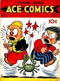 Cover Thumbnail for Ace Comics (David McKay, 1937 series) #40