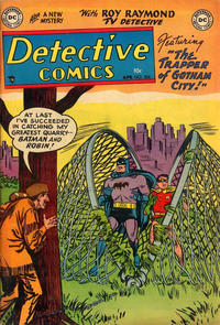 Cover Thumbnail for Detective Comics (DC, 1937 series) #206