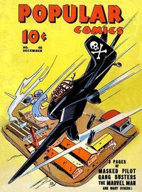 Cover Thumbnail for Popular Comics (Dell, 1936 series) #46