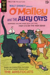 Cover Thumbnail for Walt Disney Presents O'Malley and the Alley Cats (Western, 1971 series) #2