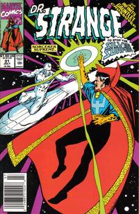 Cover Thumbnail for Doctor Strange, Sorcerer Supreme (Marvel, 1988 series) #31