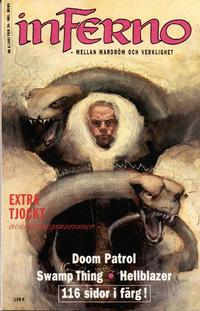 Cover Thumbnail for Inferno (Epix; Atlantic Förlags AB, 1991 series) #6/1992