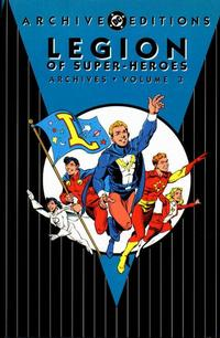 Cover Thumbnail for The Legion of Super-Heroes Archives (DC, 1991 series) #3