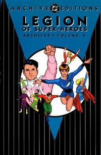 Cover Thumbnail for The Legion of Super-Heroes Archives (DC, 1991 series) #4