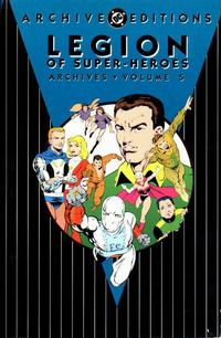 Cover Thumbnail for The Legion of Super-Heroes Archives (DC, 1991 series) #5