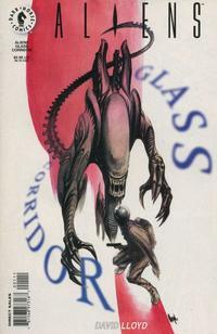 Cover Thumbnail for Aliens: Glass Corridor (Dark Horse, 1998 series)