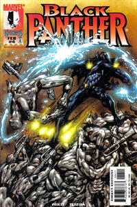 Cover Thumbnail for Black Panther (Marvel, 1998 series) #4