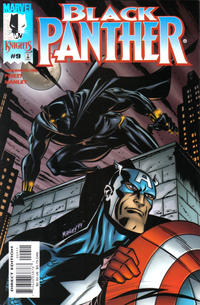 Cover Thumbnail for Black Panther (Marvel, 1998 series) #9