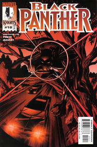 Cover Thumbnail for Black Panther (Marvel, 1998 series) #10