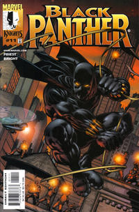 Cover Thumbnail for Black Panther (Marvel, 1998 series) #11