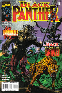 Cover Thumbnail for Black Panther (Marvel, 1998 series) #16