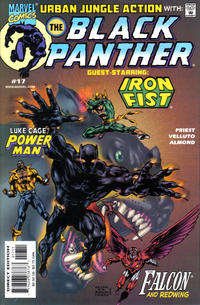 Cover Thumbnail for Black Panther (Marvel, 1998 series) #17