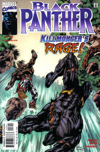 Cover Thumbnail for Black Panther (Marvel, 1998 series) #18