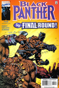 Cover Thumbnail for Black Panther (Marvel, 1998 series) #20