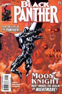 Cover Thumbnail for Black Panther (Marvel, 1998 series) #22