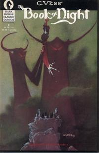 Cover Thumbnail for The Book of Night (Dark Horse, 1987 series) #2