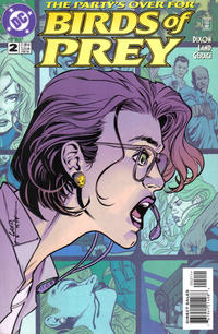 Cover Thumbnail for Birds of Prey (DC, 1999 series) #2