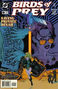 Cover Thumbnail for Birds of Prey (DC, 1999 series) #9
