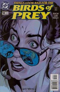 Cover Thumbnail for Birds of Prey (DC, 1999 series) #10