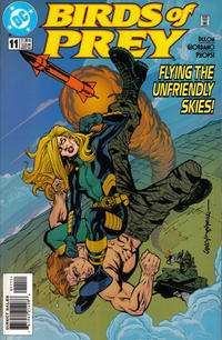 Cover Thumbnail for Birds of Prey (DC, 1999 series) #11