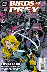 Cover Thumbnail for Birds of Prey (DC, 1999 series) #14