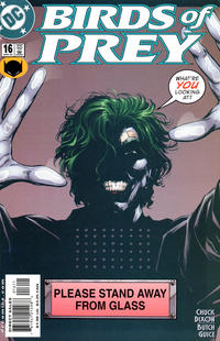Cover Thumbnail for Birds of Prey (DC, 1999 series) #16