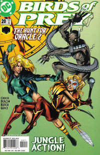 Cover Thumbnail for Birds of Prey (DC, 1999 series) #20