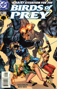 Cover Thumbnail for Birds of Prey (DC, 1999 series) #22