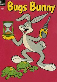 Cover Thumbnail for Bugs Bunny (Dell, 1952 series) #33