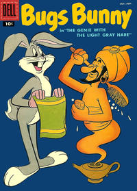 Cover for Bugs Bunny (Dell, 1952 series) #57
